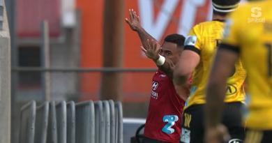 Super Rugby - Sevu Reece conclut une superbe action de 60m après 59 secondes ! [VIDÉO]
