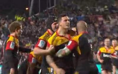Sonny Bill Williams va boxer contre Fran�ois Botha