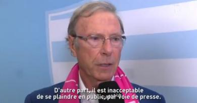 Stade Français Paris : Hans-Peter Wild sort la sulfateuse... et prolonge Heyneke Meyer
