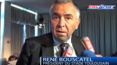 Top 14. Stade Toulousain : René Bouscatel candidat à sa propre succession