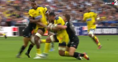 Stade Toulousain vs Clermont : fallait-il siffler essai de pénalité sur la faute de Kolbe ? [VIDEO]