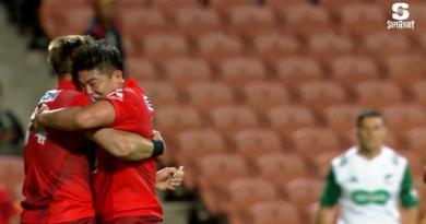 Super Rugby : les Sunwolves bientôt exclus de la compétition
