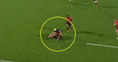 VIDÉO. Super Rugby : l'action parfaite de Charlie Ngatai à montrer dans toutes les écoles de rugby