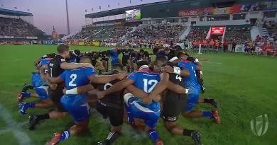 Superbe moment de recueillement entre les Samoa et la Nouvelle-Zélande [VIDEO]