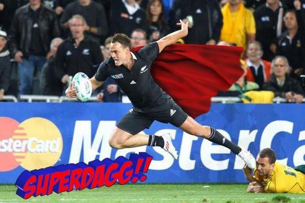 L'aigreur Galloise et la fierté NZ en images... Coupe du Monde Rugby 2011
