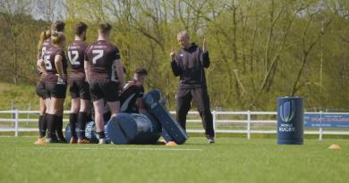 Révolutionner la technique du plaquage, l'objectif de World Rugby avec Tackle Ready