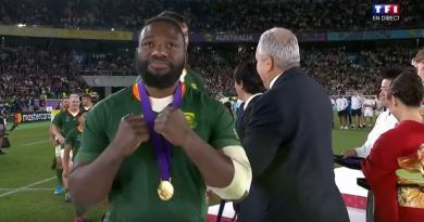 Quatre champions du monde avec les Barbarians face aux Fidji à Twickenham