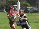 Tyree : Une graine de star de rugby à 6 ans