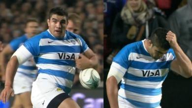 VIDEO. Rugby Championship. Tetaz Chaparro vendange un superbe mouvement de 80m des Pumas