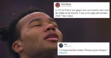 Les réseaux sociaux restent perplexes après ce match face à l'Italie