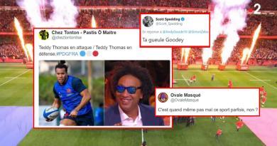 Thomas, Spedding, la mêlée : l'exploit du XV de France vu par les réseaux sociaux !