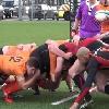 VIDEO. 6 nations B. La Belgique se fait tr�s peur contre les Pays-Bas dans le derby des Plats Pays