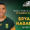 Coupe du monde - Afrique du Sud. La liste des 31 Springboks pour le mondial