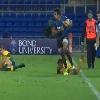 VID�O. Australie / Argentine : Manuel Montero efface trois joueurs pour marquer tout en puissance