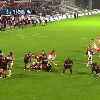 VIDEO. Pro D2. Bertrand Guiry et  David Penalva exclus apr�s une bagarre g�n�rale