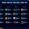 Calendrier Champions Cup 2015-2016