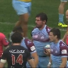 VIDEO. Pro D2 - La folle remont�e de Bourgoin dans le derby contre le LOU