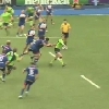 VIDEO. Challenge Cup. Grenoble en mode air d�fense encaisse cinq essais face � Cardiff