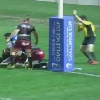 VIDEO. Challenge Cup. Oyonnax remporte une deuxi�me bataille face � Brive...mais pas la guerre