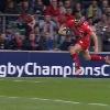 VIDEO. Champions Cup. L'essai d'anthologie de Drew Mitchell pour le tripl� historique du RCT