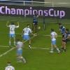 GIF. Champions Cup - MHR. Timoci Nagusa se paye la t�te des joueurs de Glasgow fa�on NBA