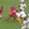 VIDEO. Champions Cup. Chris Masoe et Steffon Armitage font exploser les Clermontois comme des Pop'Corn