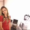 VIDEO. Clara Morgane s�lectionne Morgan Parra pour la S�ance Rugby