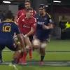 VIDEO. Super Rugby. Colin Slade et Nadolo encha�nent deux magnifiques passes pour l'essai