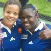Coupe du monde de rugby f�minin. Trois Fran�aises dans le XV de r�ve du mondial, Ga�lle Mignot reconnue