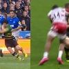 VIDEO. Premiership. Carton rouge et suspension pour David Halaifonua apr�s sa manchette sur Bradley Davies