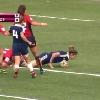VIDEO. Rugby à 7. Qualification en demi-teinte de France 7 féminines pour la Cup à Malemort