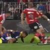 VIDEO. Super Rugby. Malakai Fekitoa amuse la d�fense des Crusaders...pour rien