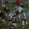 VID�O. FLASHBACK. 1977. Le l�gendaire G�rard Cholley allonge deux �cossais au Parc des Princes