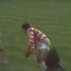 FLASHBACK VIDEO. 1973. La double feinte de passe de Noboyuki Ueyama � Twickenham pour un essai de 65 m�tres face � l'Angleterre