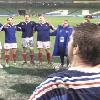 VIDEO. L'�quipe de France Amateur gagne en Irlande et lance une Marseillaise � la fin du match