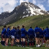 VIDEO. France F�minines en bave lors d'un stage ultra intensif � Tignes avant la Coupe du monde