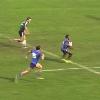 VIDEO. 6 Nations - France U20 : Gabriel N'Gandebe fait parler ses cannes face à l'Italie