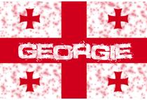 De jeunes Géorgiens en mode cannibale