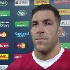 Coupe du monde. Canada. Jamie Cudmore d�nonce � sa mani�re les diff�rences de traitement entre les nations