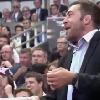 VIDEO. Top 14. Jamie Cudmore nous fait un sketch de b�cheron de l'extr�me lors de la finale