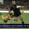 VIDEO. FLASHBACK. 2000. Jonah Lomu donne la victoire aux All Blacks apr�s un match d'anthologie face aux Wallabies