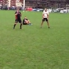 VIDEO. Top 14 - L�entra�nement insolite du RCT avec Jonny Wilkinson � la raquette