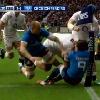 VIDEO. 6 nations. L'essai ric-rac de Billy Vunipola face � l'Italie �tait-il valable ?