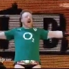 VIDEO. L'hommage original du catcheur Sheamus � Brian O'Driscoll