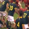 VID�O. L'horrible blessure de Jean de Villiers contre le Pays de Galles