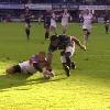 VIDEO. Champions Cup - Stade Toulousain. Louis Picamoles enchaîne les percussions et les passes dans le dos contre Oyonnax
