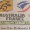 INSOLITE. Quand les Australiens proposent � Saint-Andr� d'aligner Mathieu Bastareaud en pilier pour gagner le 2e test-match