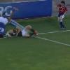 VIDEO. Championnat du monde U20. La finition acrobatique du Samoan Pisi Leilua face � l'Afrique du Sud