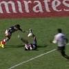 VIDEO. Dubai Sevens - Les Fidjiens �c�urent leurs adversaires en jouant � la patate chaude