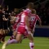 VIDEO. Gloucester remporte la Challenge Cup malgr� le carton rouge de Bill Meakes